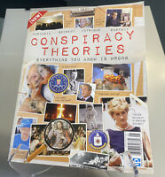 Conspiracy Theory Book, good condition. JFK Assassination, Aliens, Much More!