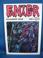 FANTAGOR 1 Fine Richard Corben 1970