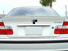 JDM Flex trunk lip spoiler wing 99-05 FOR BMW E46 3-SERIES 325i 328i 330i SEDAN