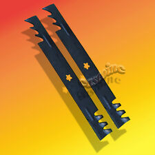"2 Mulching 46"" Cut Mower Blades For AYP # 405380 Husqvarna # 403107,  405308"