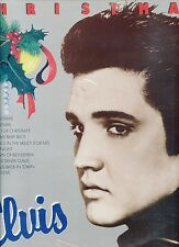 ELVIS PRESLEY christmas with elvis PORTUGAL FACTORY SEALED 1986 RARE