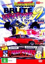 OFFICIAL Street Machine SUMMERNATS 8 DVD! V8s Burnouts
