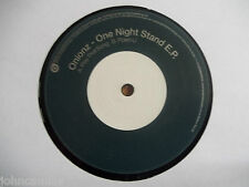 """ONIONZ - ONE NIGHT STAND EP 12"""" RECORD / VINYL - 20:20 VISION - VIS129"""