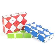Snake Magic Twist Puzzle Rubik Cube Toy Set of 2. Help stimulate the mind