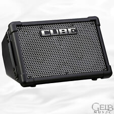 Roland CUBE Street EX Battery-Powered Stereo Amplifier - CUBE-ST-EX