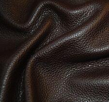 106 sf 3.5 oz Brown Upholstery Hide Furniture Leather Skin a4kt u