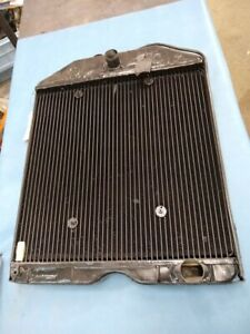 4 Row Original Radiator for 1942-48 Ford Deluxe/ Mercury Series 29a Flathead