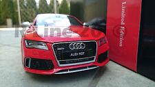 1:18 Audi RS7 Sportback (4G) 2014 in Misano rot