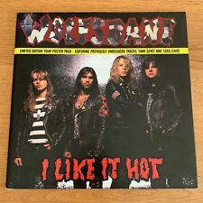 Wolfsbane - I Like It Hot (12'' Vinyl Single, Limited Edition Tour Poster Pack)