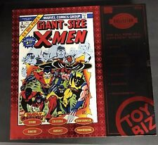 1998 TOY BIZ MARVEL GIANT SIZE X-MEN 6 FIGURE BOX SET MIB STORM,NIGHTCRAWLER F16