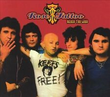 Never Too Loud by Rose Tattoo (CD, 1997, 2 Discs, Repertoire)