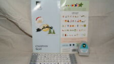 Cricut Cartridge - CHRISTMAS NOEL - Gently Used - No Box