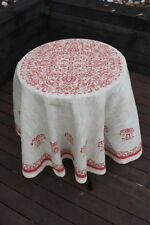 Round Lace Table Cloths