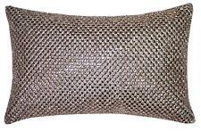 Kylie Minogue NOVELLO Blush Crystal Diamond Filled Bed Cushion 18cm x 32cm New