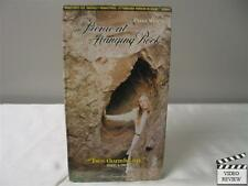 Picnic at Hanging Rock (Dir.'s Cut, Letterbox) VHS Rachel Roberts, Dominic Guard