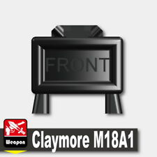 Claymore Mine (W46) Army Mine compatible with toy brick minifigures