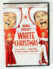 White Christmas Diamond Anniversary Edition (DVD, 2014) Bing Crosby New Sealed