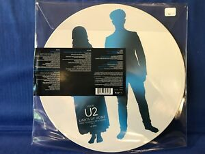 U2 PICTURE DISC LIGHTS LIMITED SEALED RECORD STORE DAY