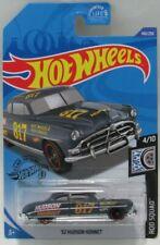 Hot Wheels Rod Squad Gray '52 Hudson Hornet 4/10 3+ Mattel 140/250