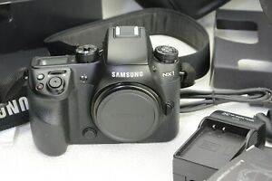 Samsung nx1 Smart 28.2 MP 4k Digitalkamera -Body