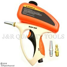 Media Sand Blaster Gravity Feed Abrasive Handheld ABS Composite Air Speed Gun