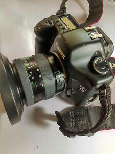 Used Canon full frame digital camera 5D