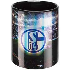 FC Schalke 04 Tasse Becher Kaffeebecher Flutlicht Veltins Arena