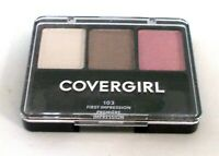COVERGIRL Eye Enhancers Eyeshadow Trio FIRST IMPRESSION 103 Factory Seal