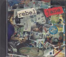 Rebel Jane Birds In The Attic CD Indie Rock FASTPOST