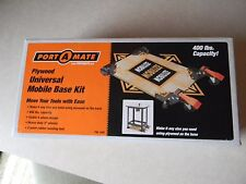 Port-A-Mate Universal Mobile Base Kit
