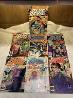 Blue Devil Comics LOT of 7 DC Comics -#4 6,11,12,14,20,23. Great Condition