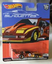 HOT WHEELS '76 CHEVY MONZA SILHOUETTES SERIES 1/5 NEW
