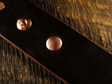 Copper Chicago Screws | Made in Usa Leathercraft