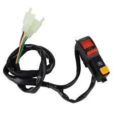 Universal Handlebar Switch Starter Kill Push Button Motorcycle Motocross Electri