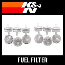 K&N 81 - 0230 Fuel Filter - K and N Inline Part (Pack of 12)