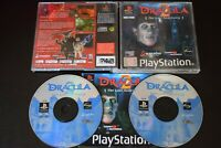Dracula 2: The Last Sanctuary PlayStation One PS1 Good Condition Manual UK PAL
