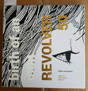SIGNED Klaus Voormann Beatles Revolver Birth of an icon Grammy edition box set