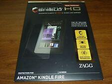 Zagg HD(High Def.) Screen shield for Amazon Kindle Fire 1st Gen. - Free Shipping