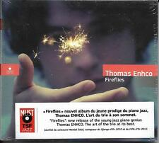 CD DIGIPACK 13T THOMAS ENHCO FIREFLIES 2012 NEUF SCELLE  Label Bleu – LBLC6714