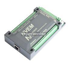 6 Axis 200KHZ NVEM Ethernet MACH3 Motion Control CNC Stepper Motor Driver