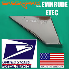SKEGGARD Johnson Evinrude ETEC Skeg Guard, Replacement Skeg suits 150-300hp Omc