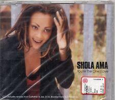 SHOLA AMA  CD single YOU'RE THE ONE I LOVE 1997 sealed NUOVO sigillato 4 tracce
