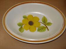 Royal Doulton Lambetware Summer Days Ls 1002 Oval vegetable/serving bowl