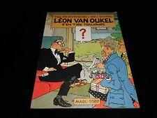 Van Den Boogard / Schippers : Léon Van Oukel s'en tire toujours EO Magic Strip