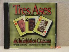 *CD Tres Ases - de la Musica Cubana