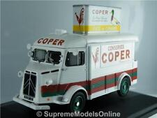 CITROEN TYPE HY VAN CONSERVES COPER 1962 1/43RD WHITE COLOUR EXAMPLE T3412Z(=)