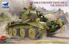 Bronco Models A13 Mk.I/Cruiser Tank MK.III Panzer Tank 1:35 Bausatz Kit CB35225