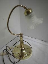 50/60er Tischleuchte Lampe  Stehlampe Messing lamp mid century 50s 60s