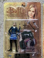 Darla Action Figure Signed By Julie Benz