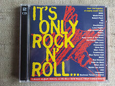 It's Only Rock N' Roll ... But We Like It ! - U2, Free, Police, Jam, INXS... 2CD